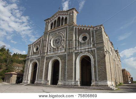 Cortona Cathedral, Italy