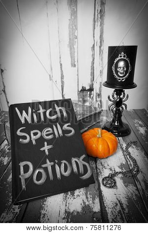 Witch Spells & Potions