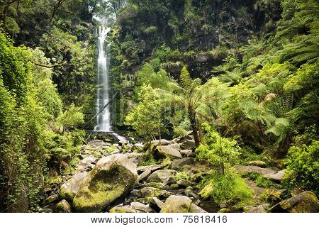 Erskine Falls Waterfall