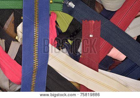 Zipper Mess