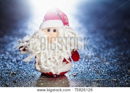 Santa Claus Or Father Frost