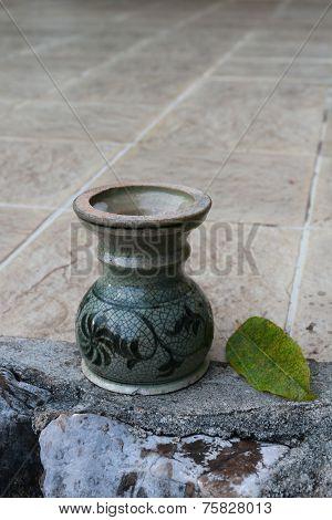 Joss Stick Pot