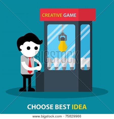 Choose Best Idea