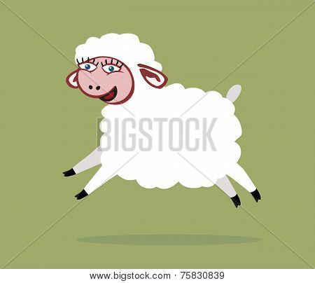 Sheep Jumps