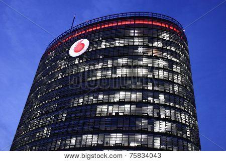 New Vodafone Center