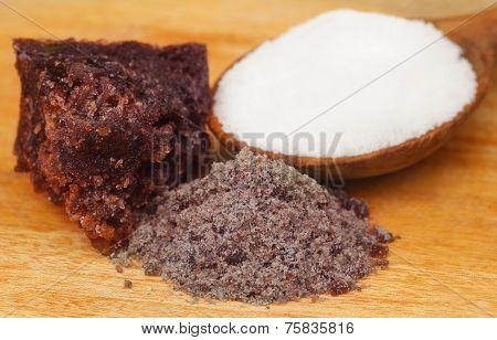 Black And White Salt