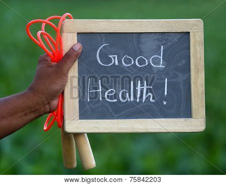 Good Health With Skipping