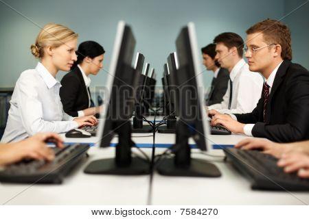 Computer klasse