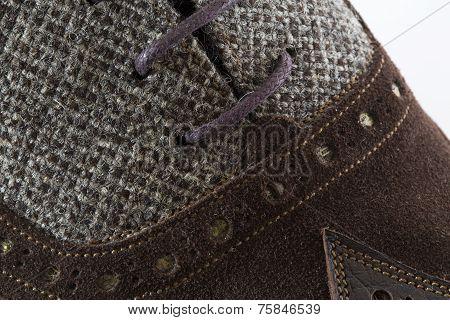 Male Tango Shoe