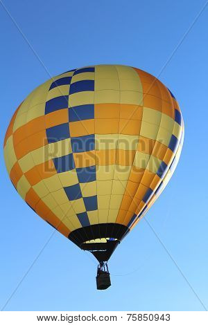 Exibitions of hot air balloons