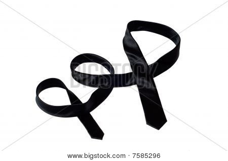 Stylish unisex tie
