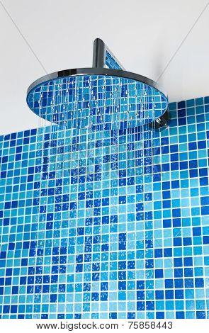 Modern Head Shower