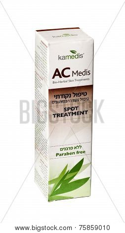 Carton Box Of Ac Medis Spot Treatment