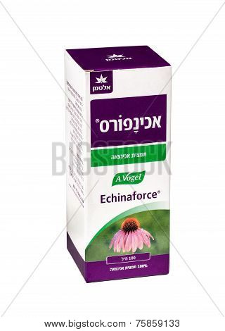 Carton Box Of Echinaforce 100Ml Bottle