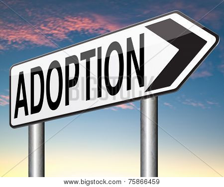 adoption becoming a legal guardian and getting guardianship and adopt young baby or child