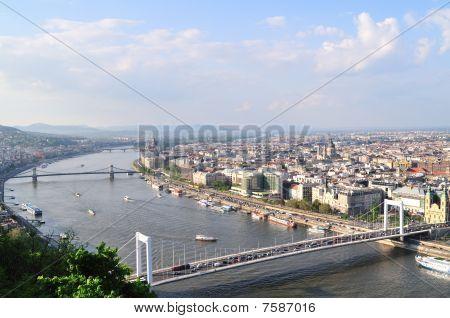 Bela vista em Budapeste