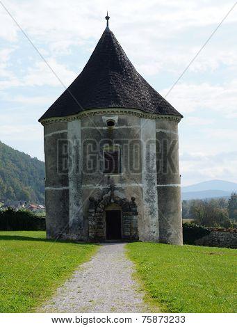 Hudicev Turn in Soteska, Slovenia