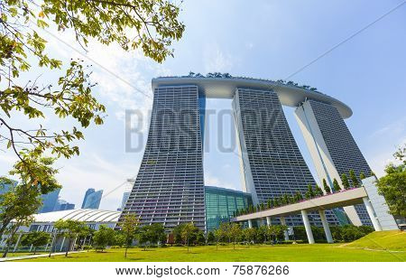 Luxury Architecture With Modern At Singapore