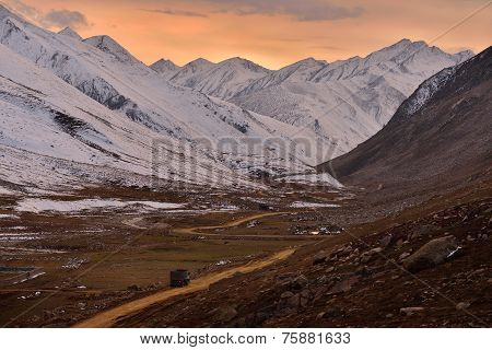 Babusar Pass before winter season,Khagan Valley,Pakistan