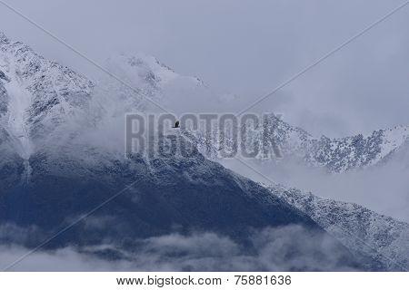 beautiful landscape of rural Gilgit. Northern Pakistan.