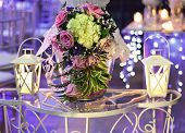 image of centerpiece  - At a party one of the most important things is the decoration for a good centerpiece