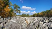 pic of ural mountains  - The mountains of the Southern Urals - JPG