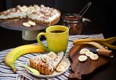 image of toffee  - Banoffee pie  - JPG
