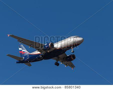Airplane Airbus A319, I.stravinsky