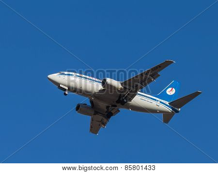 Boeing 737 Belavia Airlines