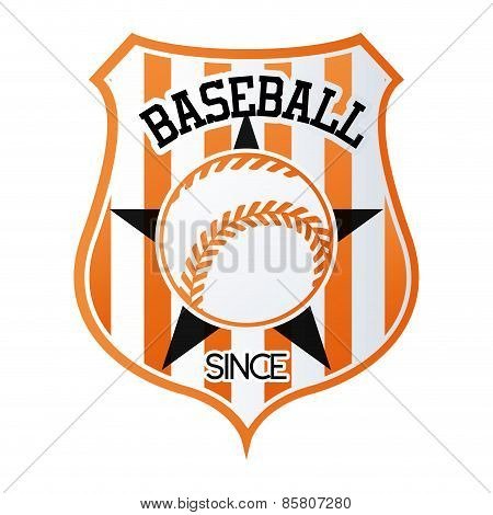 sport emblems on a white background