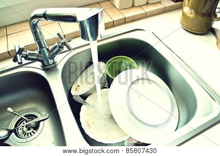 Kitchen Conceptual Image.