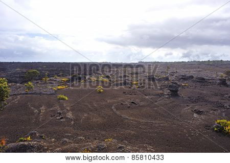 Volcanic Park, Big Island, Hawaii
