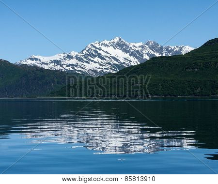 Prince William Sound Reflection