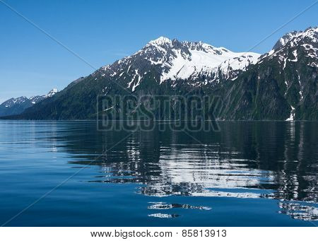 Prince William Sound Reflections
