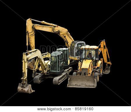 Mechanical Shovel.