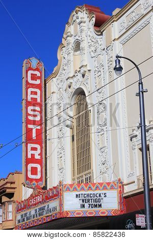 Historic Castro Theater