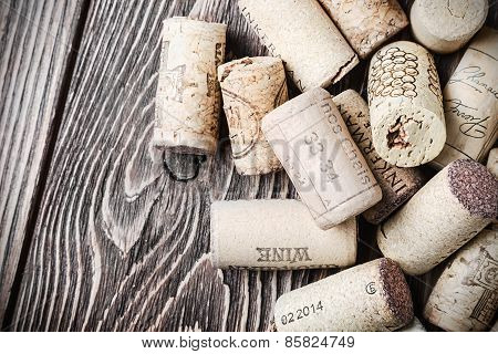 Wine Corks Famous Wine Producers Massandra, Chateau, Inkerman, Etc.