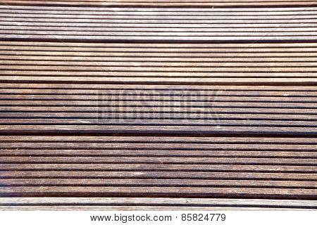 Robust decking