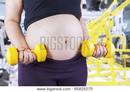 Active And Sportive Pregnancy Concept 3