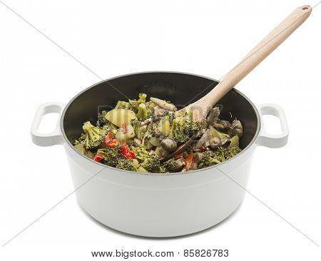 Homemade Vegetable