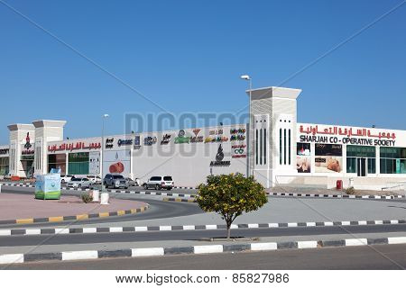 Sharjah Cooperative Society Market