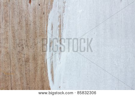 Old Grungy Plywood