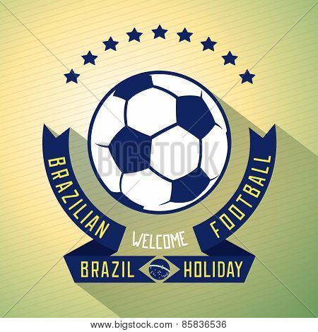 Heraldry Welcome to Brazil football