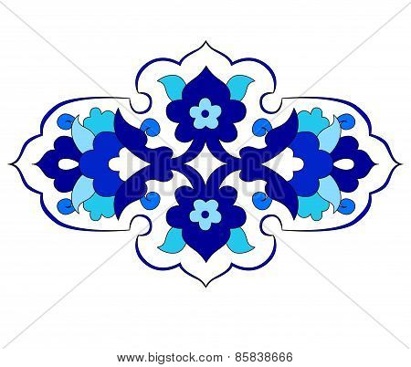 Artistic Ottoman Pattern Series Eighty