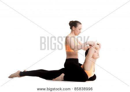 Yoga Coaching, Cobra Pose