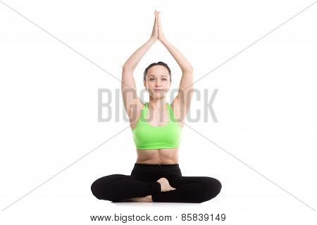Accomplished Yoga Pose