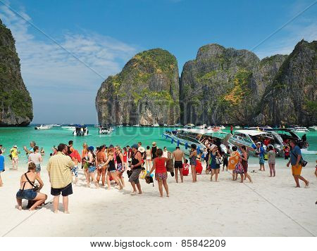 Mass Tourism In Thailand