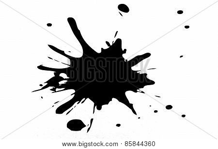 Black Splat
