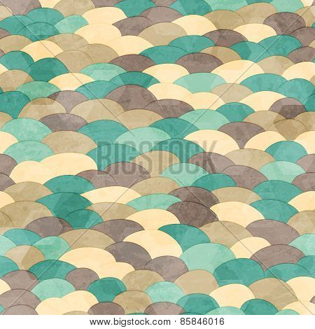 Stone Seamless Pattern With Grunge Effect