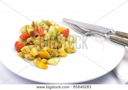 Mixed Potato Salad